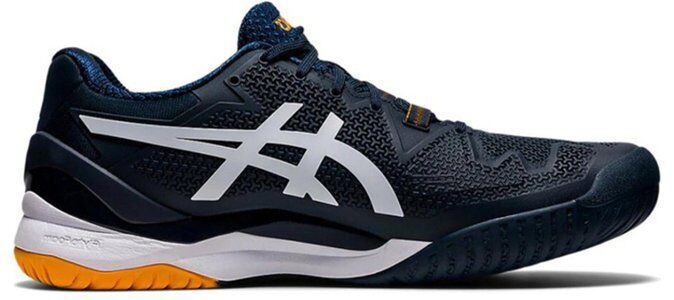 Asics Gel Resolution 8 'French Blue' French Blue/White 跑步鞋/運動鞋 (1041A079-403) 海外預訂