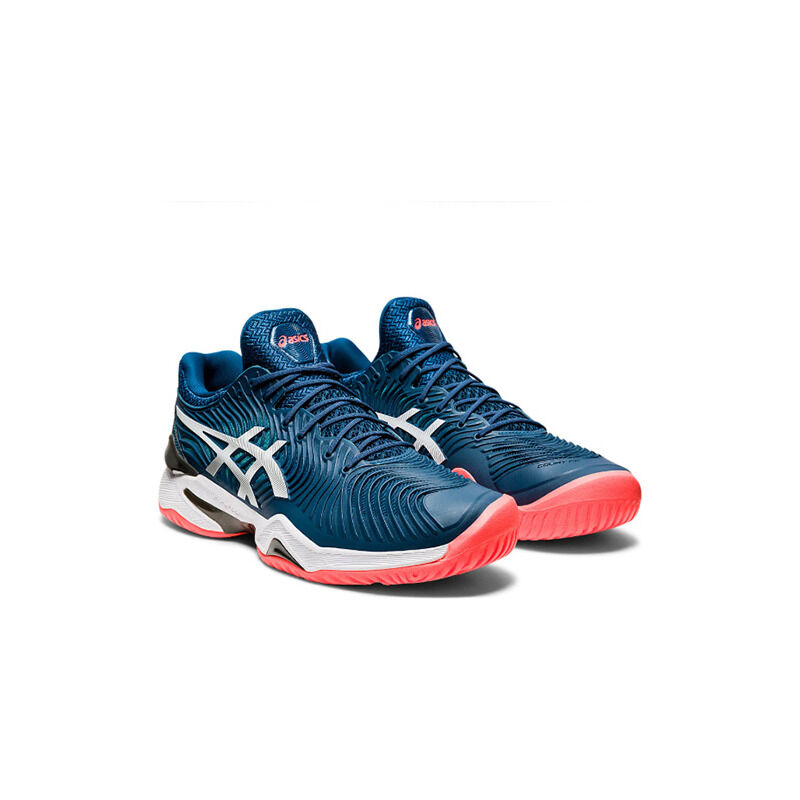 Asics Court FF 2 'Mako Blue' Mako Blue/White 跑步鞋/運動鞋 (1041A083-400) 海外預訂