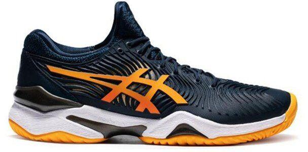Asics Court FF 2 'French Blue Amber' French Blue/Amber 跑步鞋/運動鞋 (1041A083-402) 海外預訂