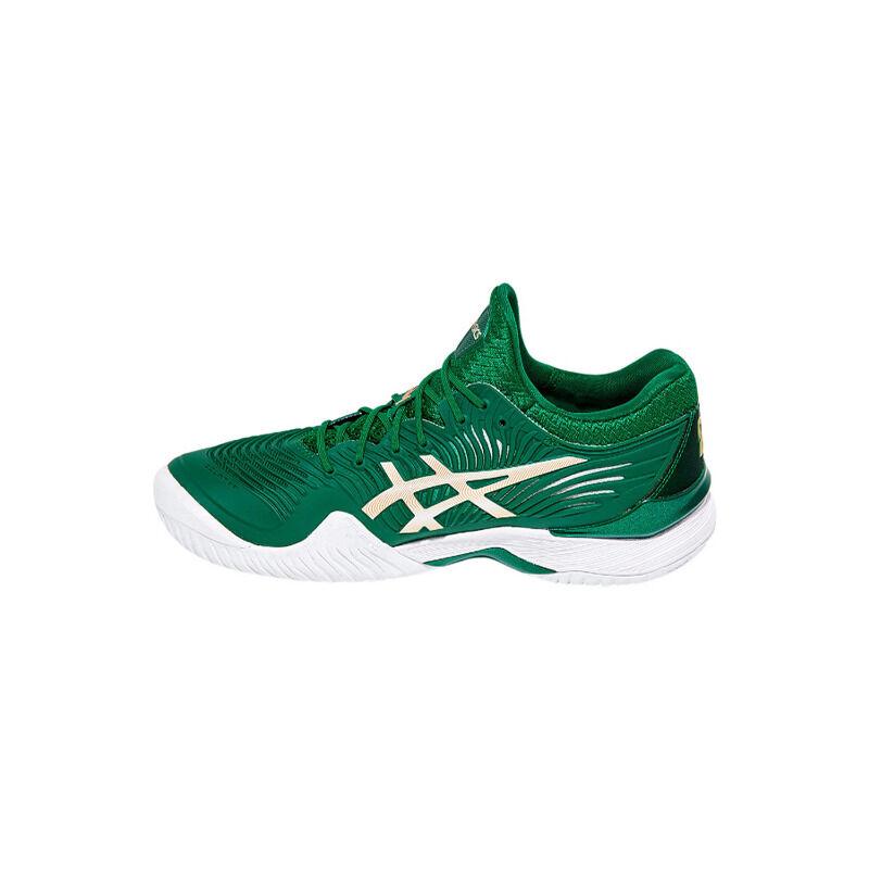 Asics Court FF 'Novak Australian Open - Kale' Kale/White 跑步鞋/運動鞋 (1041A089-301) 海外預訂