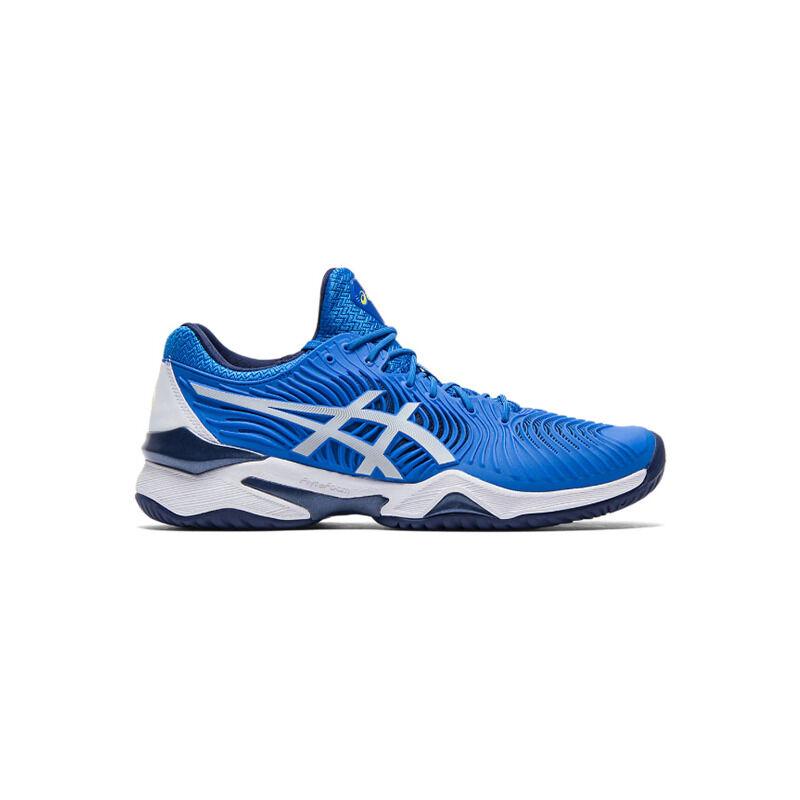 Asics Court FF Novak 'US Open' Electric Blue/White 跑步鞋/運動鞋 (1041A089-400) 海外預訂