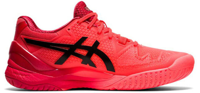 Asics Gel Resolution 8 'Tokyo - Sunrise Red' Sunrise Red/Eclipse Black 跑步鞋/運動鞋 (1041A185-701) 海外預訂