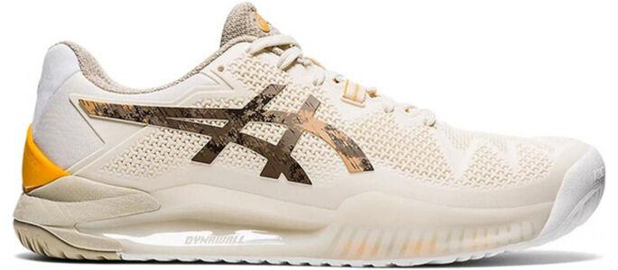 Asics Gel Resolution 8 LE 'Earth Day' Cream/Putty 跑步鞋/運動鞋 (1041A220-101) 海外預訂
