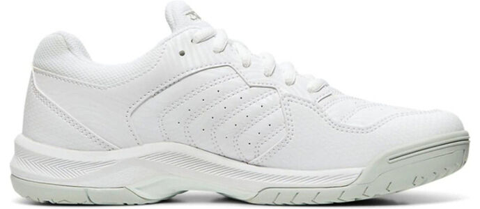 Womens Asics Gel Dedicate 6 'White' White/Silver女子 WMNS跑步鞋/運動鞋 (1042A067-101) 海外預訂