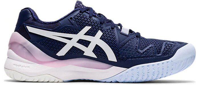 Asics GelResolution 8 跑步鞋/運動鞋 (1042A072-401) 海外預訂