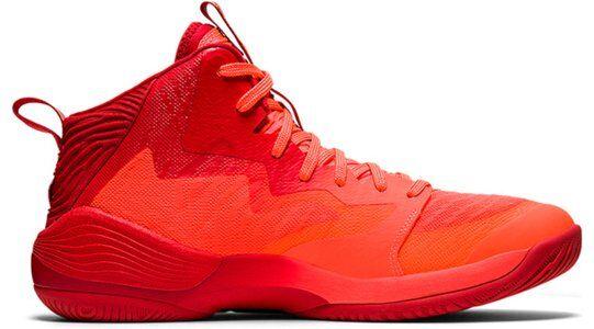 Asics Nova Surge 'Tokyo - Sunrise Red' Sunrise Red/Eclipse Black 籃球鞋/運動鞋 (1061A030-701) 海外預訂