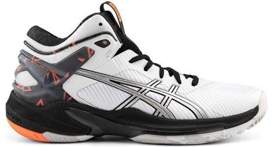 Asics Gel Burst 24 GE 'White Orange' White/Pure Silver 籃球鞋/運動鞋 (1063A016-102) 海外預訂