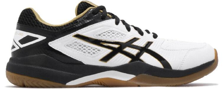 Asics Gel Court Hunter 'White' White/Black 跑步鞋/運動鞋 (1071A020-112) 海外預訂