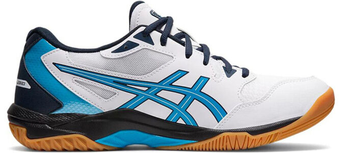 Asics Gel Rocket 10 'White Digital Aqua' White/Digital Aqua 跑步鞋/運動鞋 (1071A054-102) 海外預訂