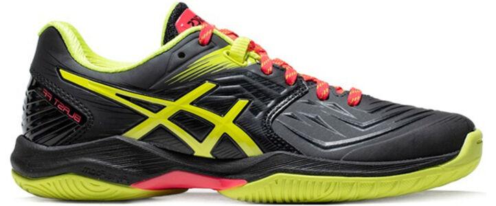 Womens Asics Gel-Blast FF Black Yellow女子 WMNS跑步鞋/運動鞋 (1072A001-001) 海外預訂