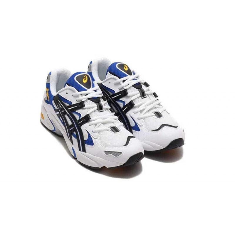 Asics Gel Kayano 5 OG 'White Black' White/Black 跑步鞋/運動鞋 (1191A099-101) 海外預訂
