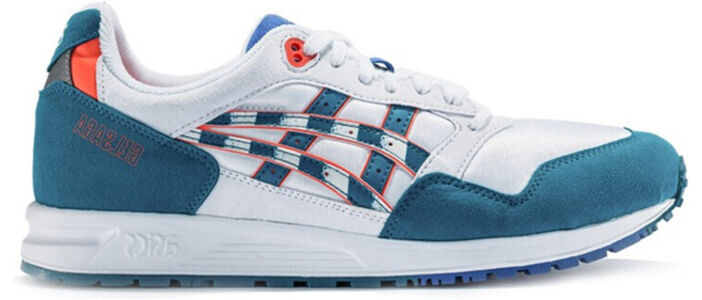 Asics Gel Saga 'Zebra Pack -Teal' White/Teal Blue 跑步鞋/運動鞋 (1191A153-100) 海外預訂