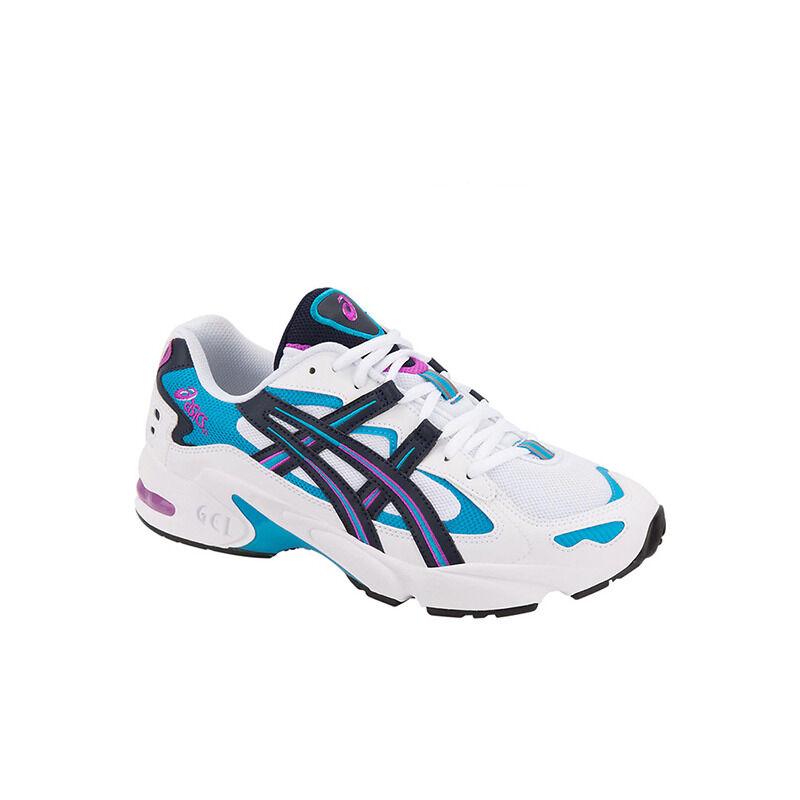 Asics Gel Kayano 5 OG 'White Teal' White/Teal/Purple 跑步鞋/運動鞋 (1191A176-100) 海外預訂