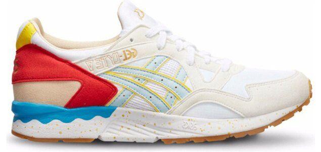 Asics Gel Lyte 5 'Spring Pack - White' White/Sky 跑步鞋/運動鞋 (1191A202-100) 海外預訂