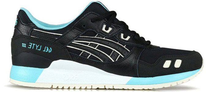 Asics Gel Lyte 3 'White Black' White/Black 跑步鞋/運動鞋 (1191A223-100) 海外預訂