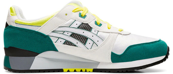 Asics Gel Lyte 3 OG Retro 'Citrus' 2019 White/Yellow 跑步鞋/運動鞋 (1191A266-100) 海外預訂