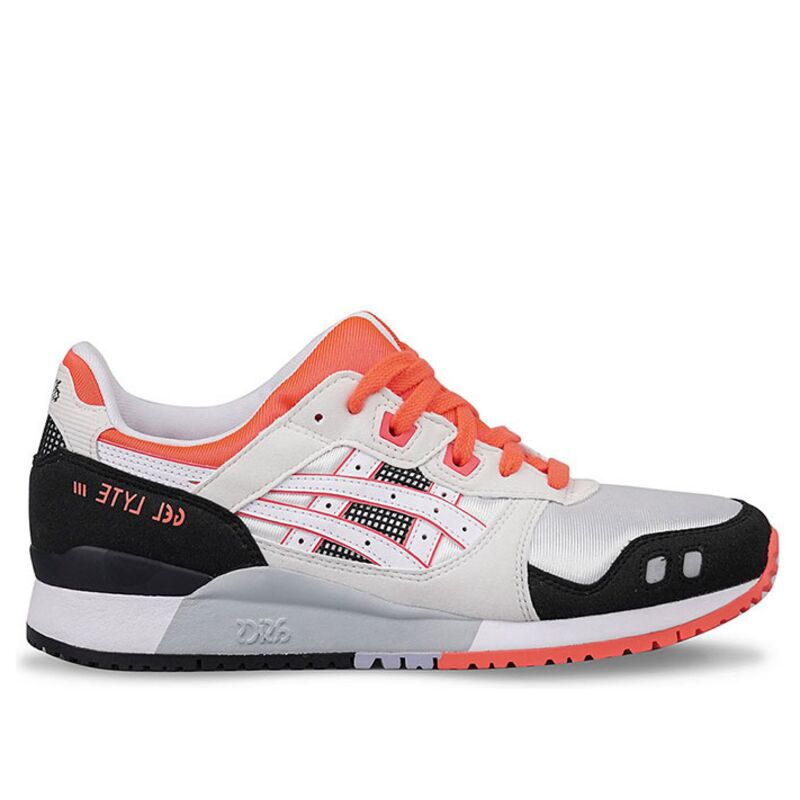 Asics Gel Lyte 3 OG Retro 'Flash Coral' White/Flash Coral 跑步鞋/運動鞋 (1191A266-101) 海外預訂