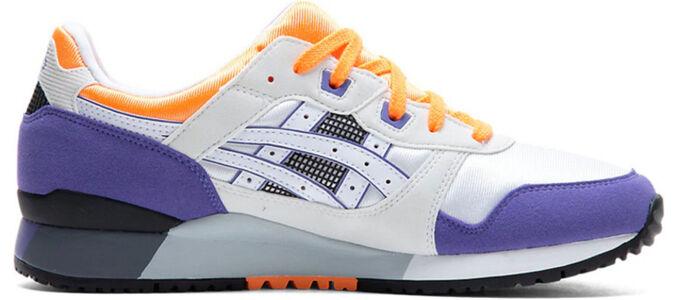 Asics Gel Lyte 3 OG 'Orange Purple' White/Orange 跑步鞋/運動鞋 (1191A266-102) 海外預訂