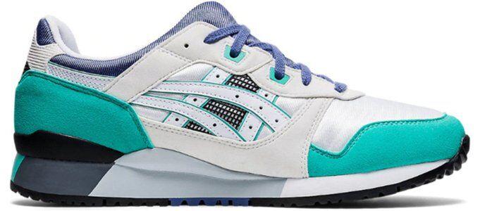Asics Gel Lyte 3 OG 'Blue Aqua' White/Blue 跑步鞋/運動鞋 (1191A266-103) 海外預訂