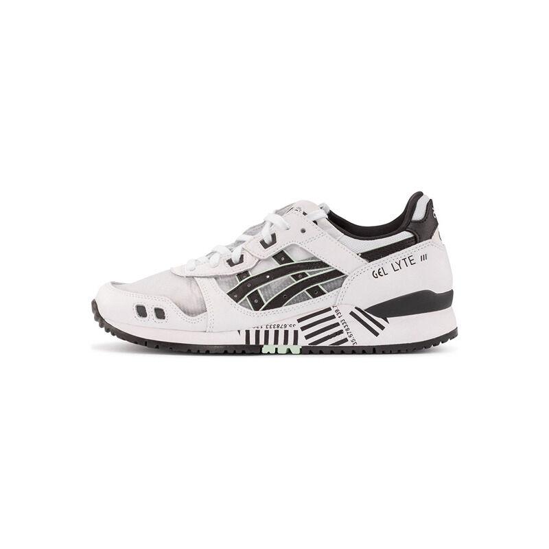 Womens Asics GT Lyte 3 OG 'Modern Tokyo Pack - White Black' White/Black女子 WMNS跑步鞋/運動鞋 (1192A207-100) 海外預訂