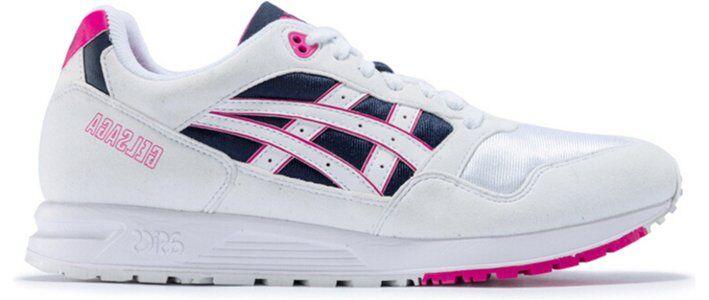 Asics Gel Saga 'White Pink Glow' White/Pink Glow 跑步鞋/運動鞋 (1193A071-104) 海外預訂