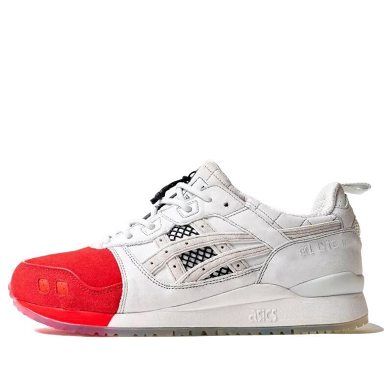 Asics mita x Gel Lyte 3 '30th Anniversary' White/Tricolor 跑步鞋/運動鞋 (1193A185-000) 海外預訂