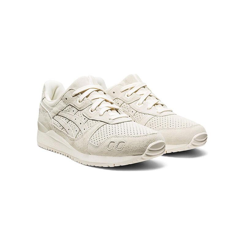 Asics Gel Lyte 3 'Cream' Cream/Cream 跑步鞋/運動鞋 (1201A050-100) 海外預訂