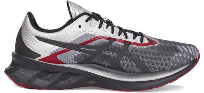 Asics Slam Jam x Novablast 'Pure Silver' Pure Silver/Black/Red 跑步鞋/運動鞋 (1201A117-020) 海外預訂