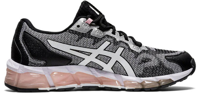Womens Asics Gel Quantum 360 6 'Black White' Black/White女子 WMNS跑步鞋/運動鞋 (1202A038-002) 海外預訂