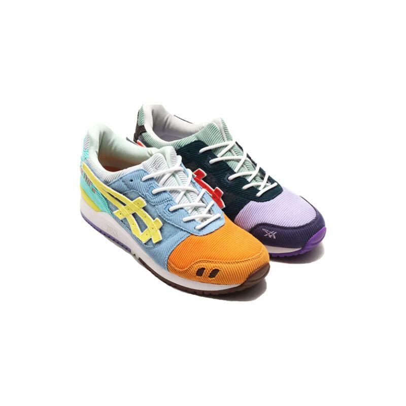 Asics Gel-Lyte III Sean Wotherspoon x atmos 跑步鞋/運動鞋 (1203A019-000) 海外預訂