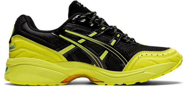 Asics IAB Studio x Gel 1090 'Black Lime' Black/Lime Zest 跑步鞋/運動鞋 (1203A080-001) 海外預訂