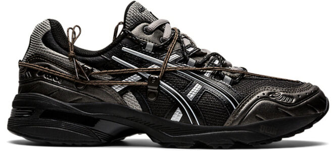 Asics Andersson Bell x Gel 1090 'Black Silver' Black/Silver 跑步鞋/運動鞋 (1203A115-006) 海外預訂