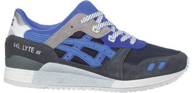 Asics Sneaker Freaker x Gel Lyte 3 'Alvin Purple' Purple/Black 跑步鞋/運動鞋 (H42KK-3390) 海外預訂