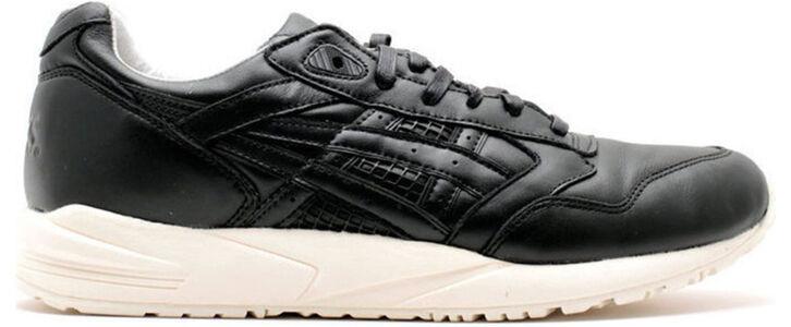 Asics Kith x Gel Saga 'Grand Opening' Black/Black 跑步鞋/運動鞋 (H44HK-9090)