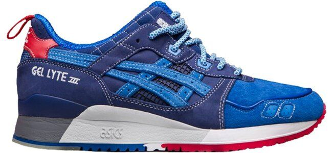 Asics Mita x Gel Lyte 3 '25th Anniversary' Navy/Blue 跑步鞋/運動鞋 (H50RK-5042) 海外預訂