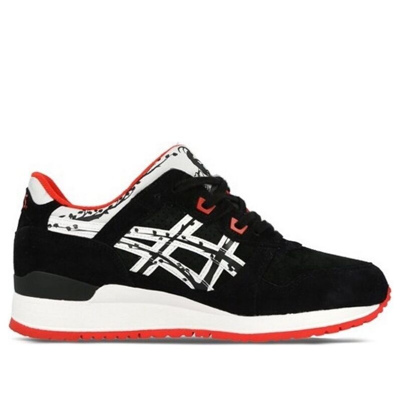 Asics Titolo x Gel Lyte 3 'Papercut' Black/White 跑步鞋/運動鞋 (H50VK-9001) 海外預訂