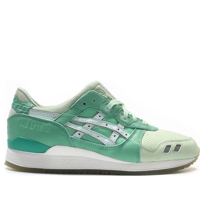 Asics Highs and Lows x Gel Lyte 3 'Silverscreen' Green/Grey 跑步鞋/運動鞋 (H51SK-1313) 海外預訂
