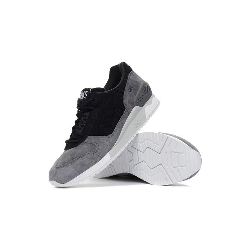 Asics Gel Respector Grey/Black 跑步鞋/運動鞋 (H6U1L-9090) 海外預訂