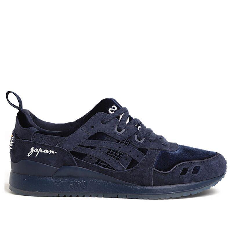 Asics Mita x Beams x Gel Lyte 3 'Navy Souvenir Jacket' Navy/White 跑步鞋/運動鞋 (HQ725-5858) 海外預訂
