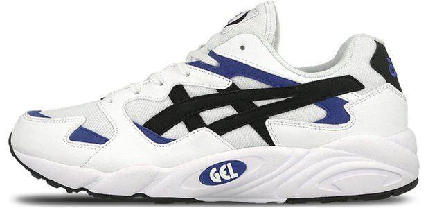 Asics Gel-Diablo White Black 跑步鞋/運動鞋 (HY7H1-0190) 海外預訂