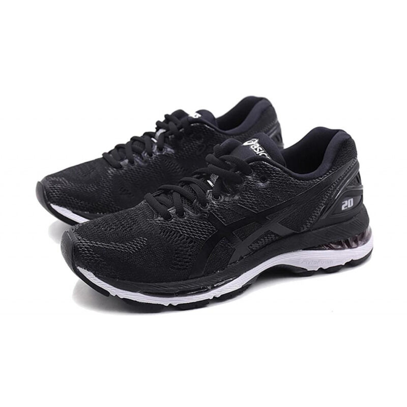 Womens Asics Gel Nimbus 20 'Crabon' Black/White/Carbon女子 WMNS跑步鞋/運動鞋 (T850N-9001) 海外預訂