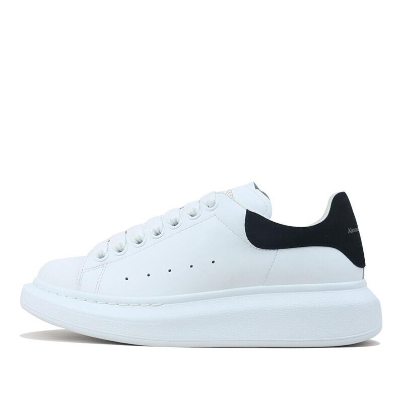 Alexander McQueen Oversized Sneaker White Black (553770WHGP7-9061) 海外預訂