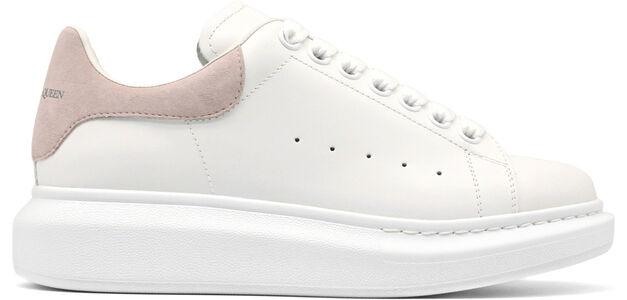 Alexander McQueen Alexander Mcqueen W Oversize Sneaker White Pink (553770WHGP7-9182) 海外預訂