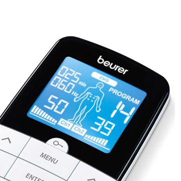 Beurer EM49 電流按摩止痛及健肌儀