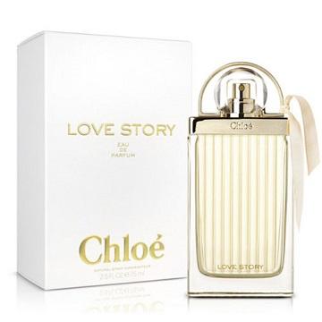 Chloe Love Story Eau De Parfum 75mL 女士香水
