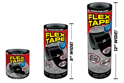 Flex Seal 超強力防水膠布