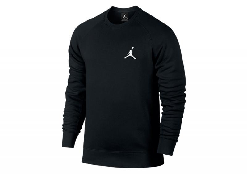 Jordan Jumpman Sweatshirt 男裝衛衣 [黑色]