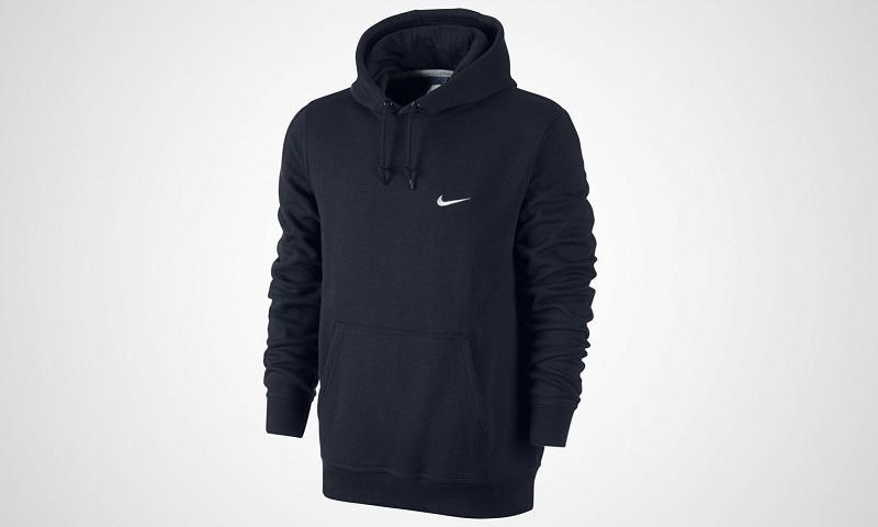 Nike Club Swoosh Hooide 男裝有帽衛衣 [深藍色]