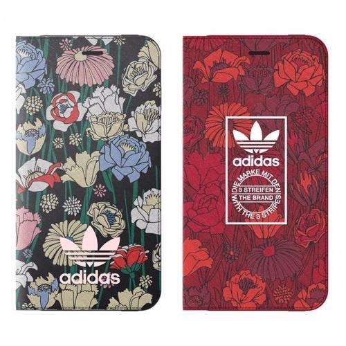 Adidas 經典iPhone 7 及iPhone 7plus 亮麗左右翻蓋皮套 [2色]