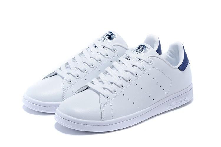 Adidas Originals Stan Smith 男裝鞋 [藍色標籤]